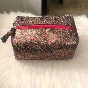 Glittery Make Up/Cosmetic Bag
